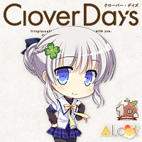 ALcot『Clover Day's』応援中!