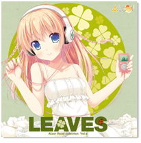 ALcot Vocal Collection Vol.6 LEAVES