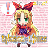 ALcot 『ENGAGE LINKS』 2008年10月24日発売